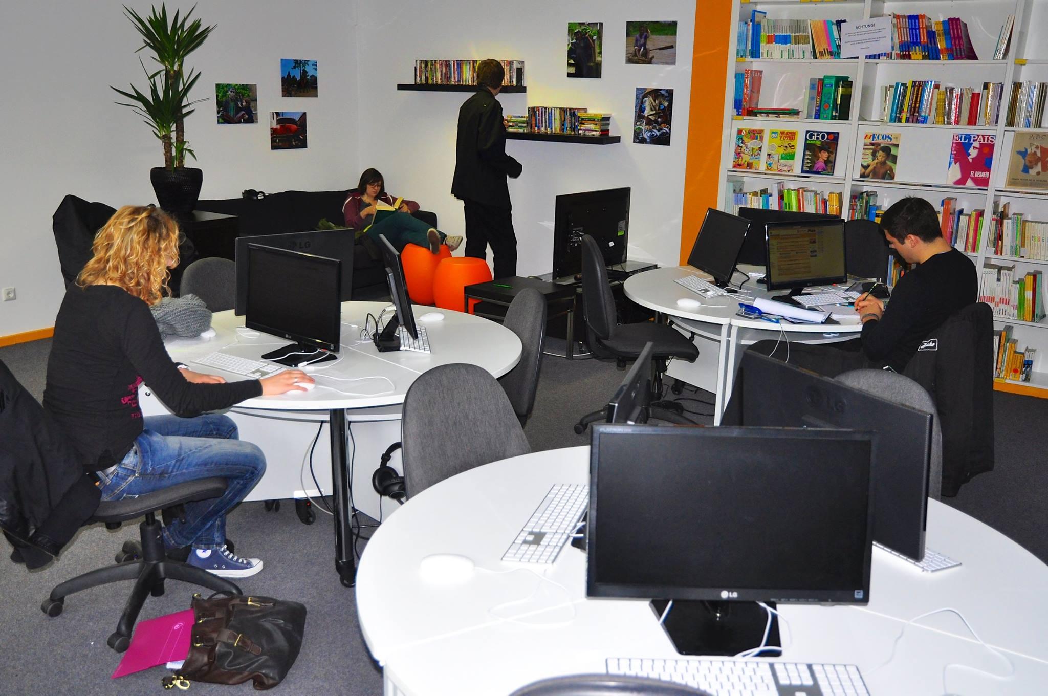 Selbstlernzentrum für Sprachen