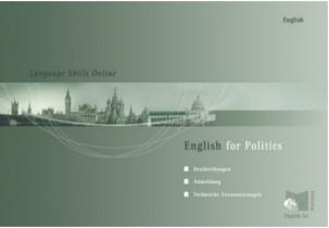 English for Politics