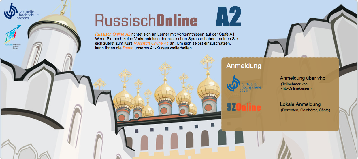 Russisch Online A2