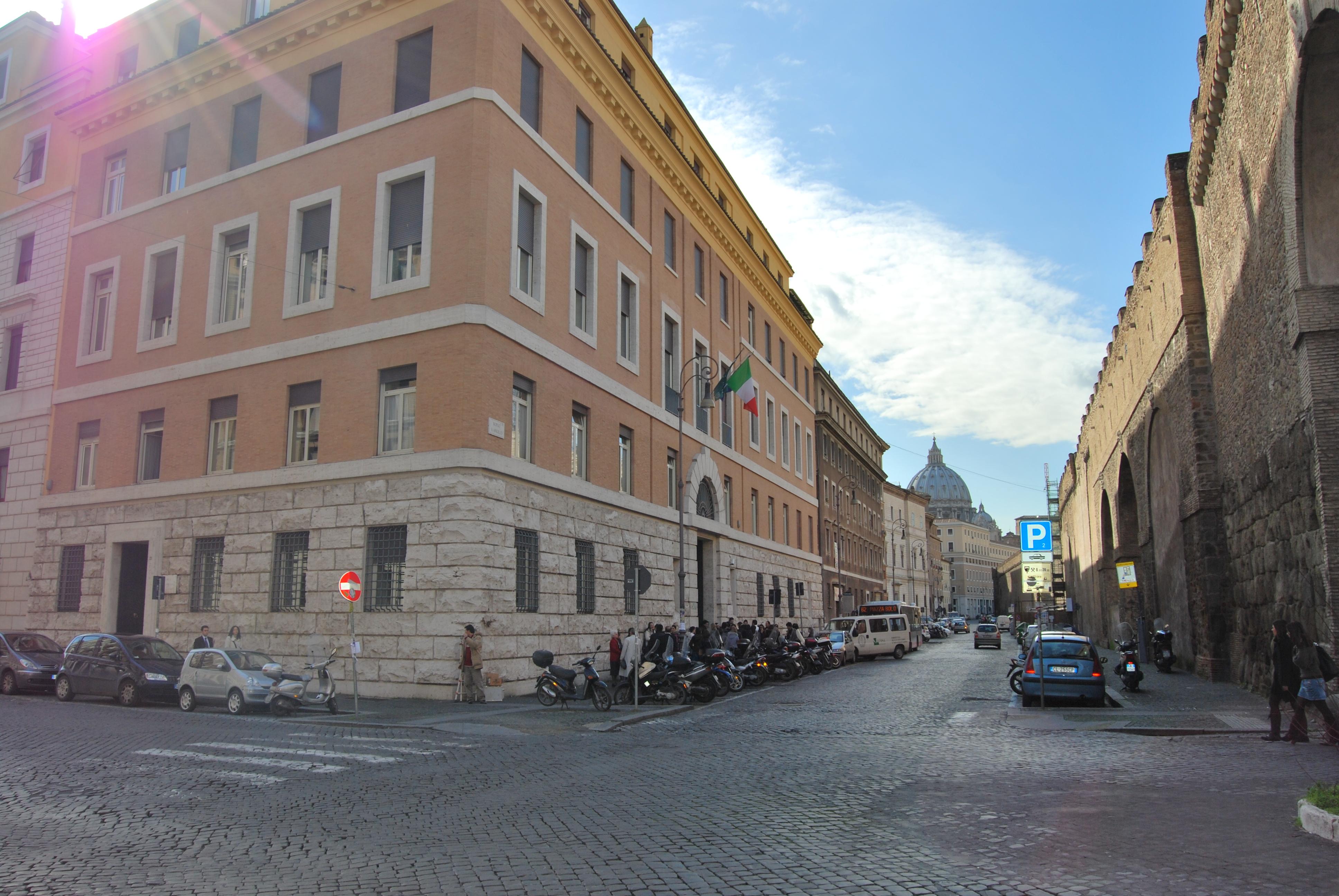 Borgo S. Angelo sede LUMSA