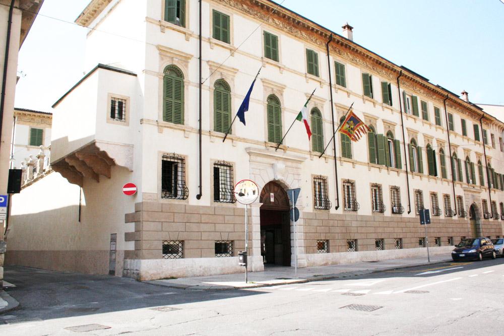 Università di Verona – Palazzo Giuliari