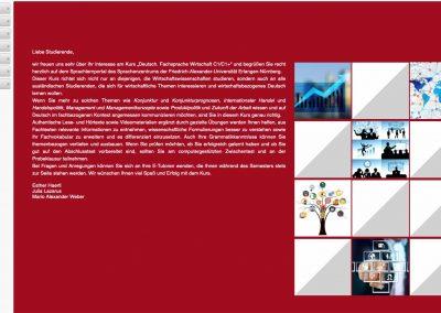Deutsch als Fremdsprache – Fachsprache Wirtschaft C1/C1+