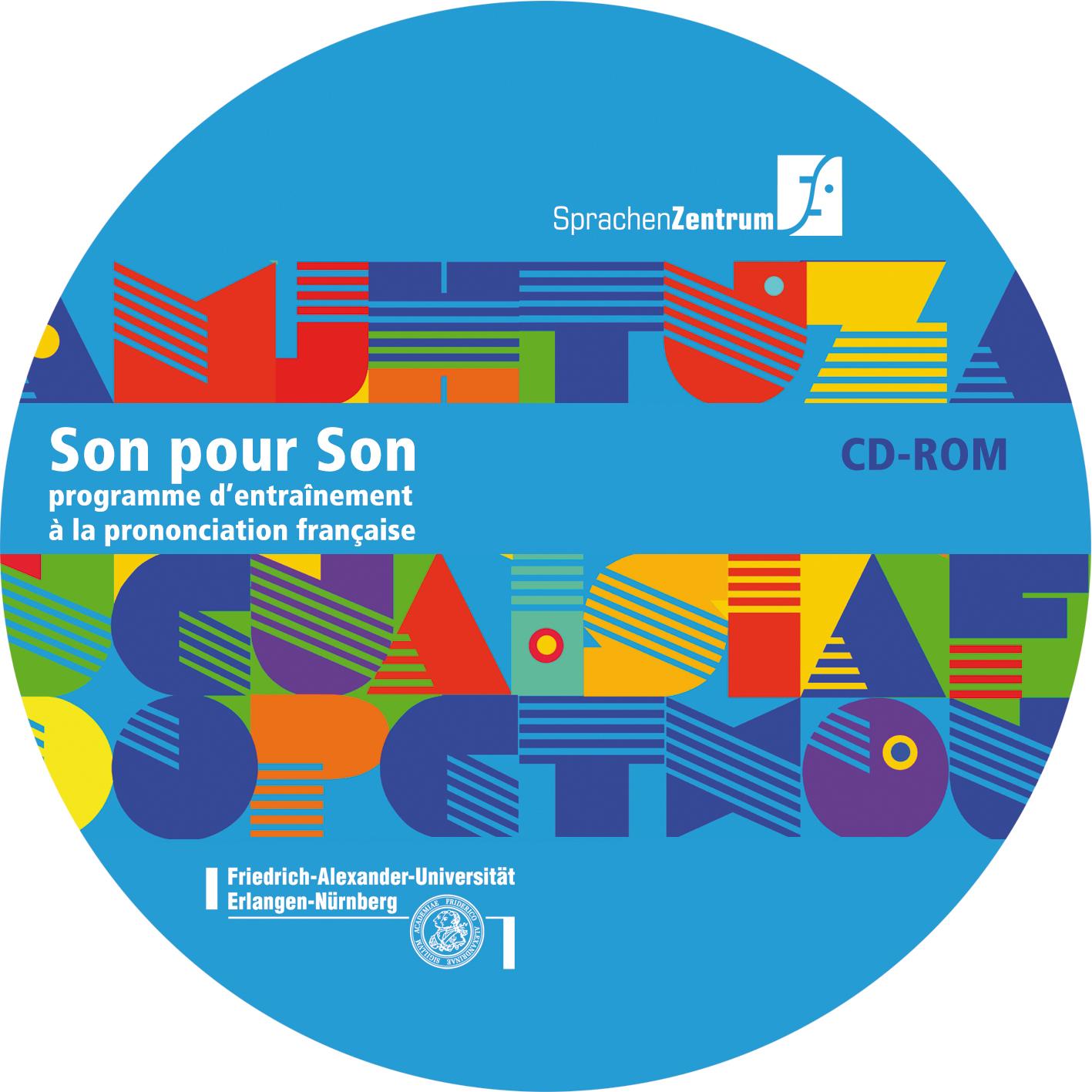 """Deckblatt des Kurses """"Son pour Son"""""""