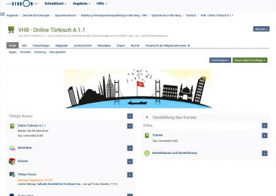 Türkisch Online A1.1