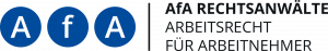 Logo von AfA - Arbeitsrecht für Arbeitnehmer